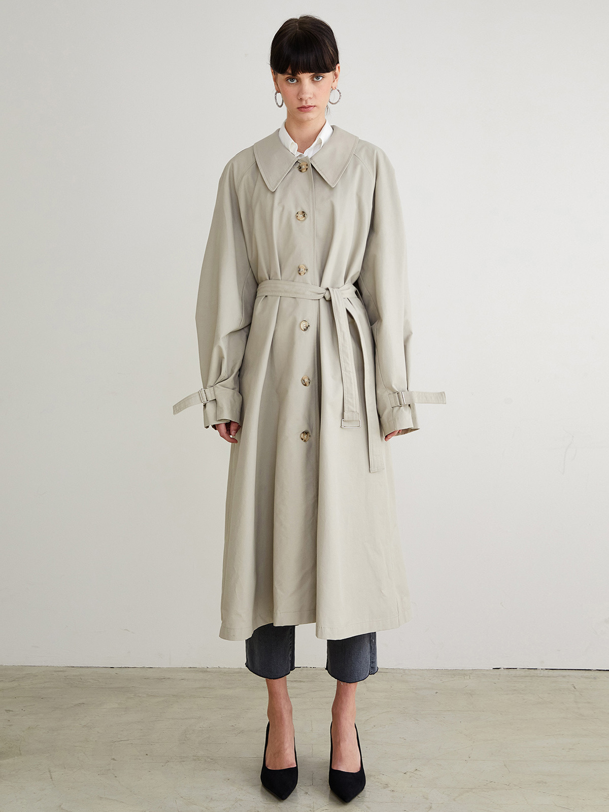 Lizzie Trench Coat_Beige