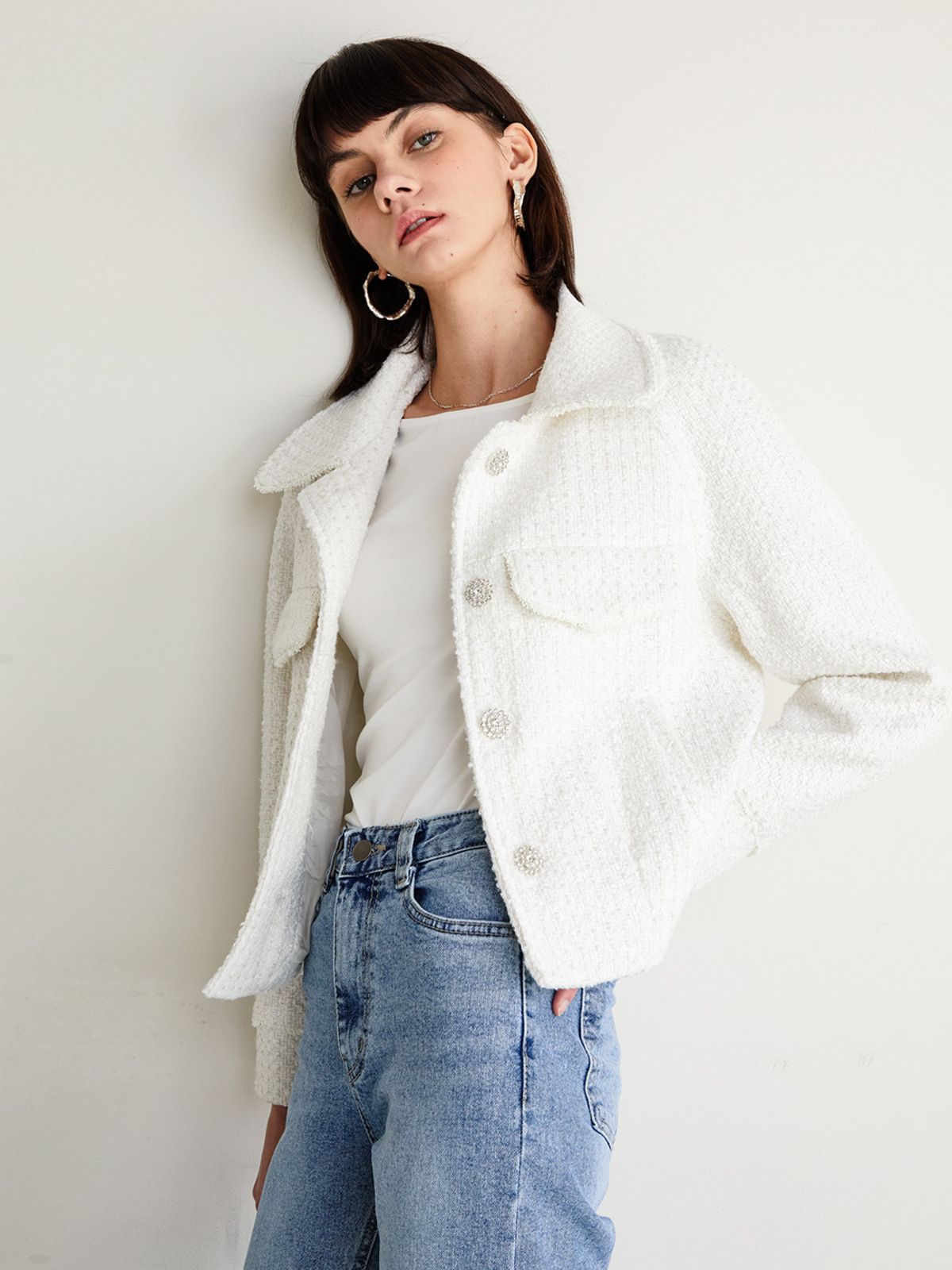 Margaret Tweed Jacket