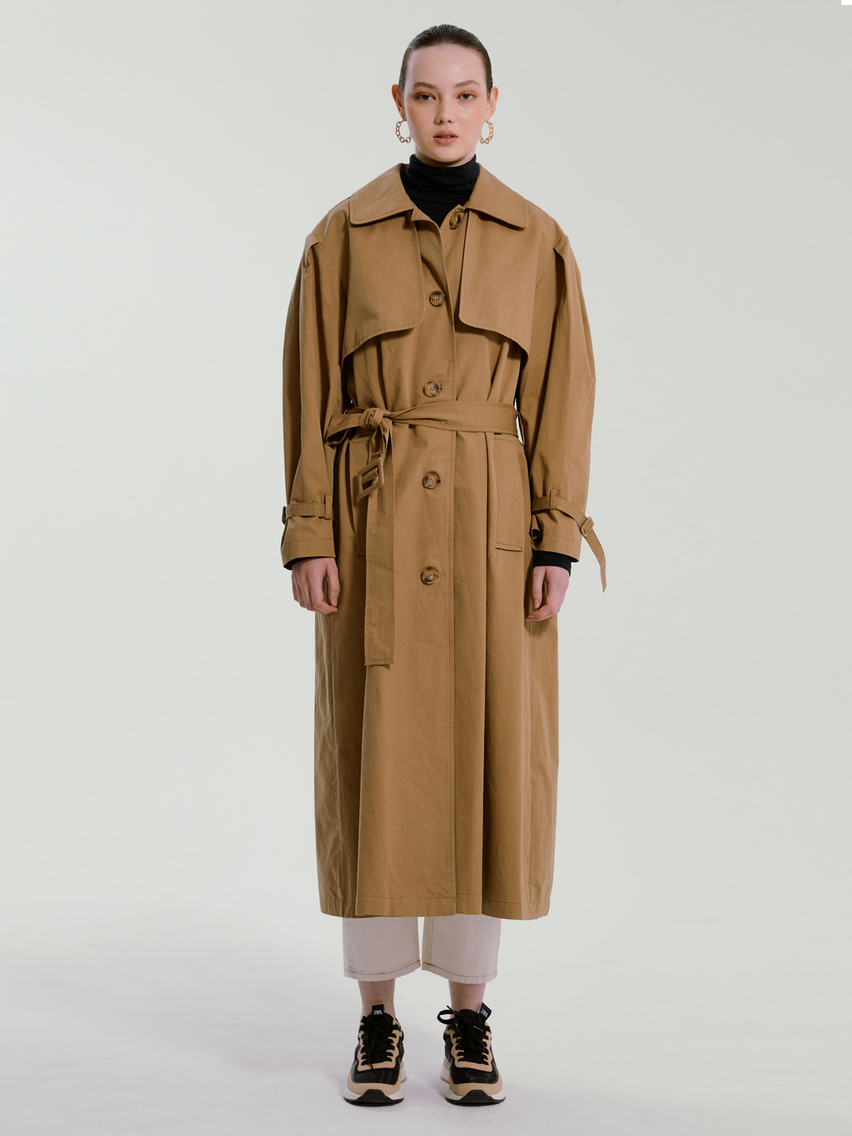 Jennifer Trench Coat